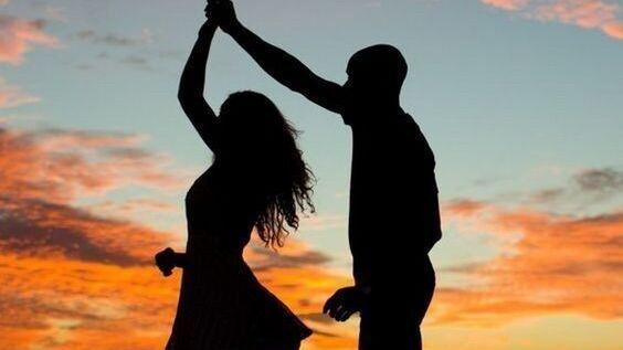 Meu parceiro de dança
